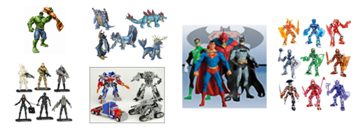 Action Figurines
