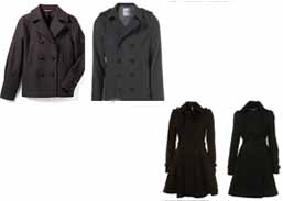 Blazers and Coats