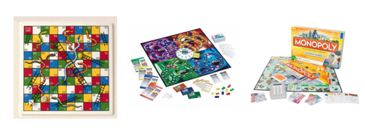 Board Games & Puzzles