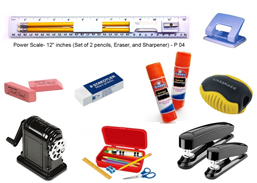 Daily Stationery Items