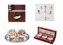Silver Coated Items